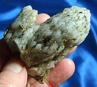 Exciting Rare Artichoke Quartz with Pyrrhotite