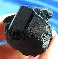 Well-Terminated Black Tourmaline (aka Schorl) - Madagascar