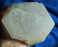 Inviting and Spectacular, Rainbowed Generator Quartz - Altar Crystal