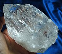 Extraordinary and Clear Inderian Temple Starbrary Quartz