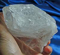 Dynamic, Brilliant Earthquake Inderian Temple Starbrary Quartz