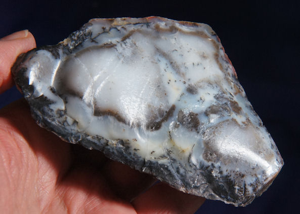 Dendritic Opal Rough (aka Merlinite) from Kosovo - Reconnect with the Earth