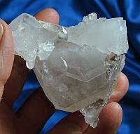 Oddly-Shaped Messina Quartz Cluster with Fine Quartz Druse – Jewel of Lemuria