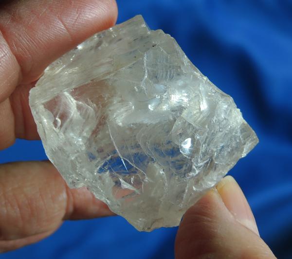 Large Icy Petalite