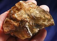 Fabulous Elestial Gold and Buff Shaman's Dream Quartz Crystal Cluster - Manifestors