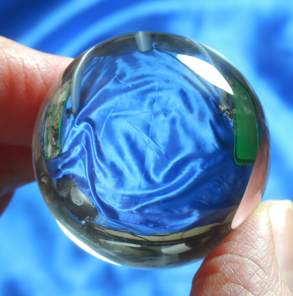 Gorgeous AAA Ultra-Clear Quartz Scrying Sphere