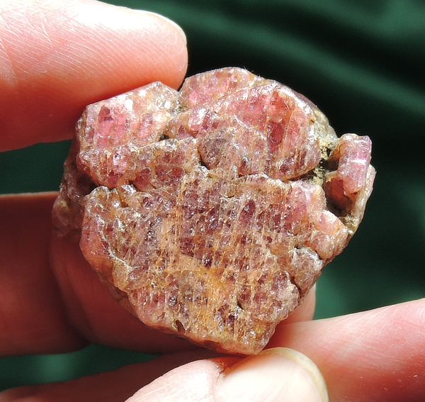 Glorious Red-Pink Spinel from Burma