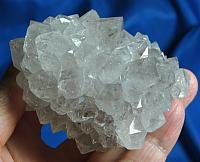 Stunning Quartz Stalactite with Cacoxenite