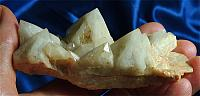 Welcoming Sugarblade Quartz - Lovely Golden Healer