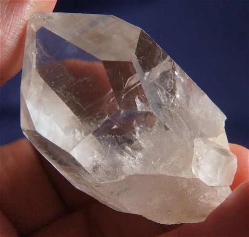 Corinto Quartz with Timelines, Extra Facet