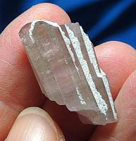 Petite Heart-Centered, Joyous Vietnam Bicolor Tourmaline
