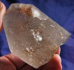 Fascinating Water-Etched Red Amphibole Tabby Quartz -  Know Inner Truth